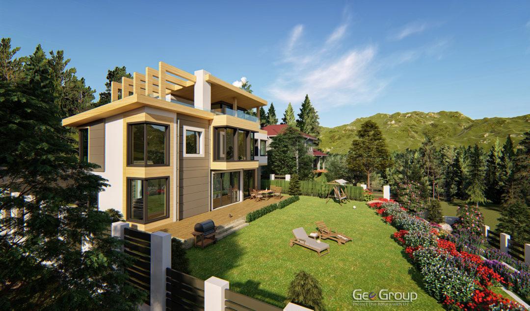Къща Белащица 1