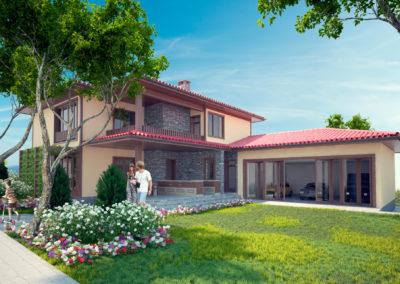 Къща Белащица 2