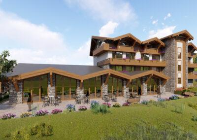 Хотелски комплекс Сопот